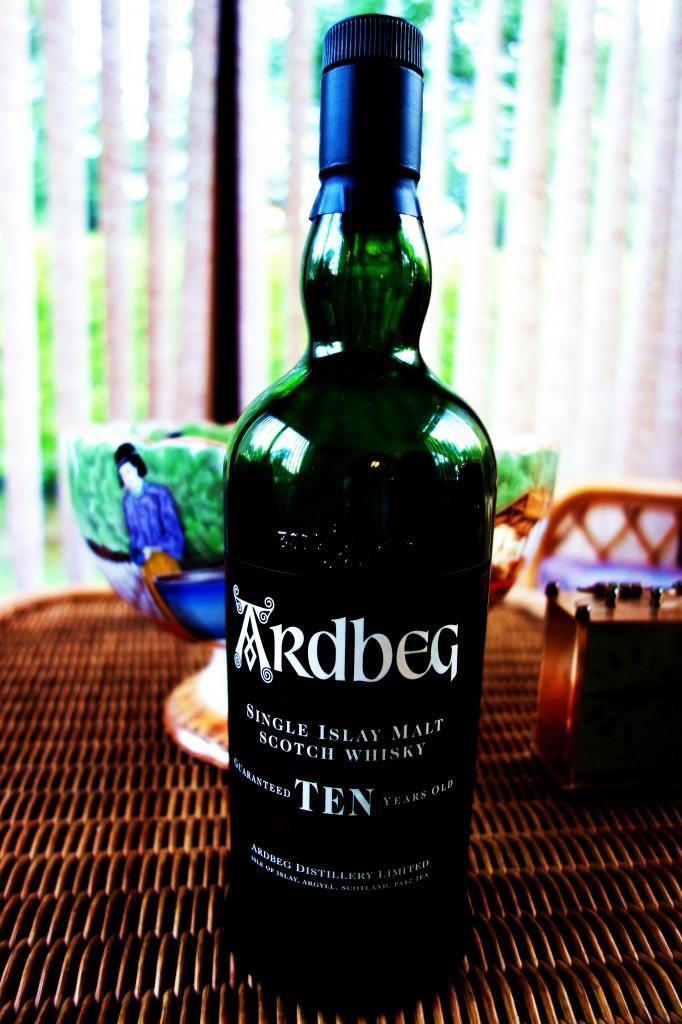 Ardbeg Single Malt from Islay