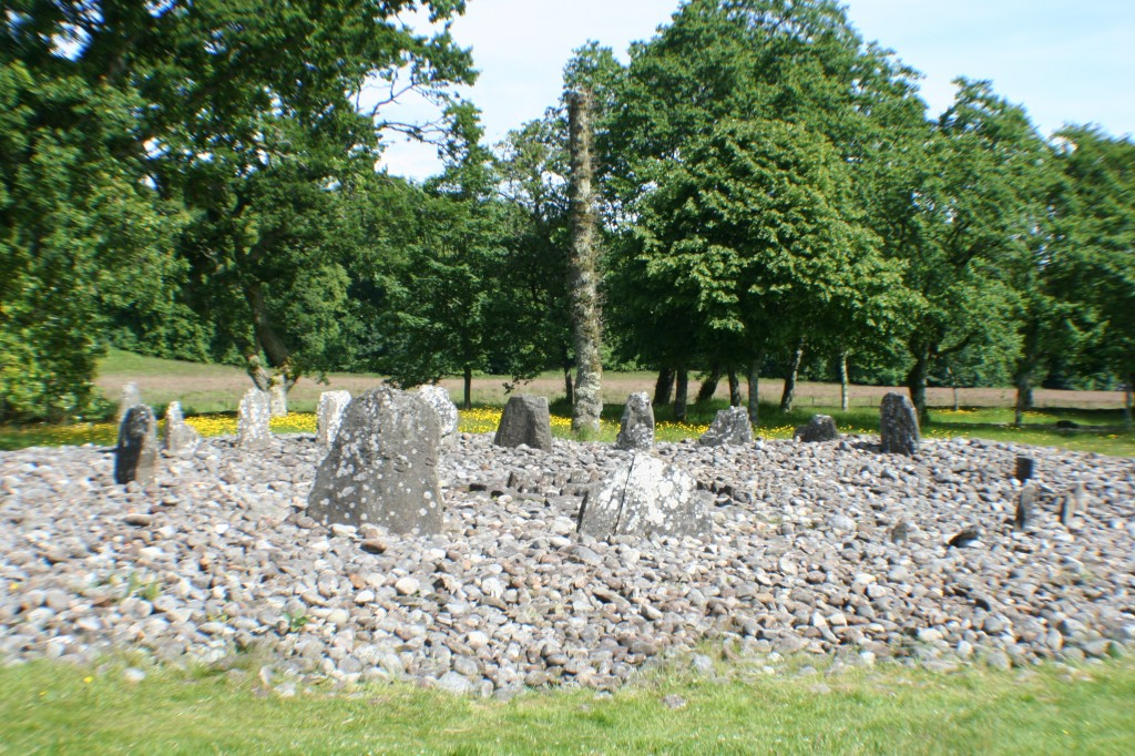 Temple Woos Stone Circle