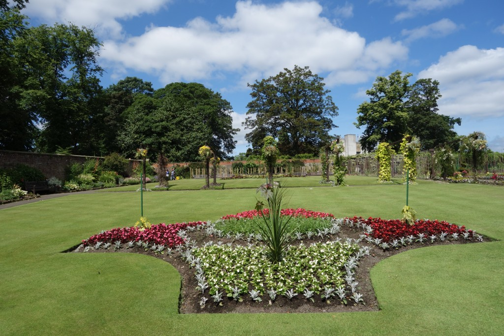 Garden at House for Art Lover