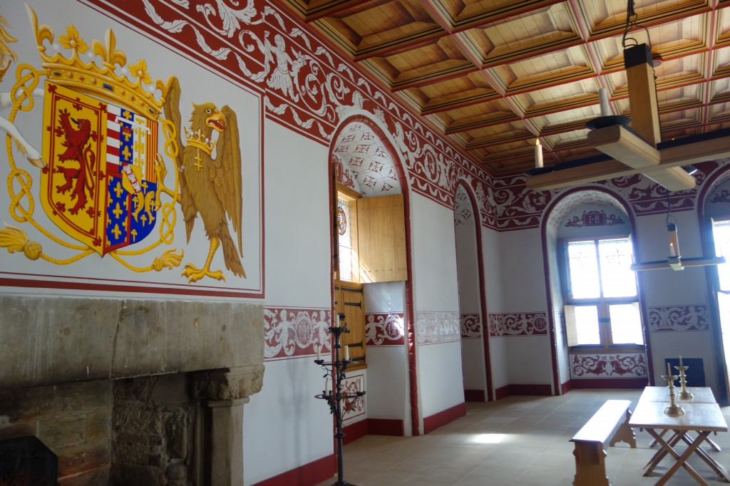 Royal Apartments at Stirling Castle