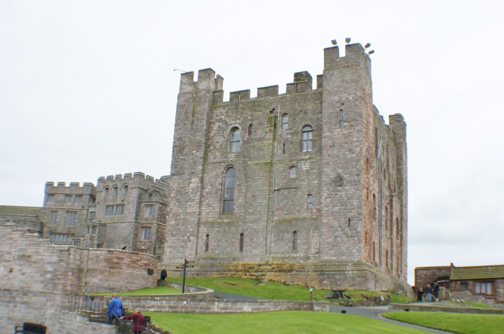 Keep at Bamburgh Castle