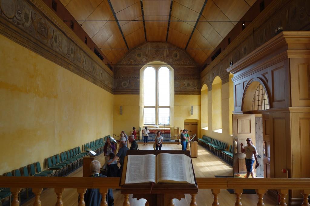 Chapel Royal at Stirling Castle