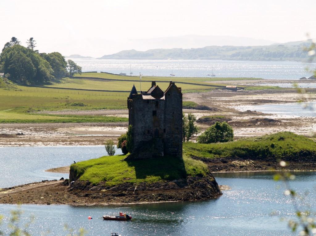 Castle Stalker, Portnacroish