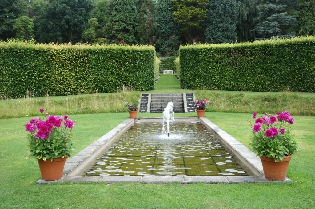 Glenarm Castle Garden