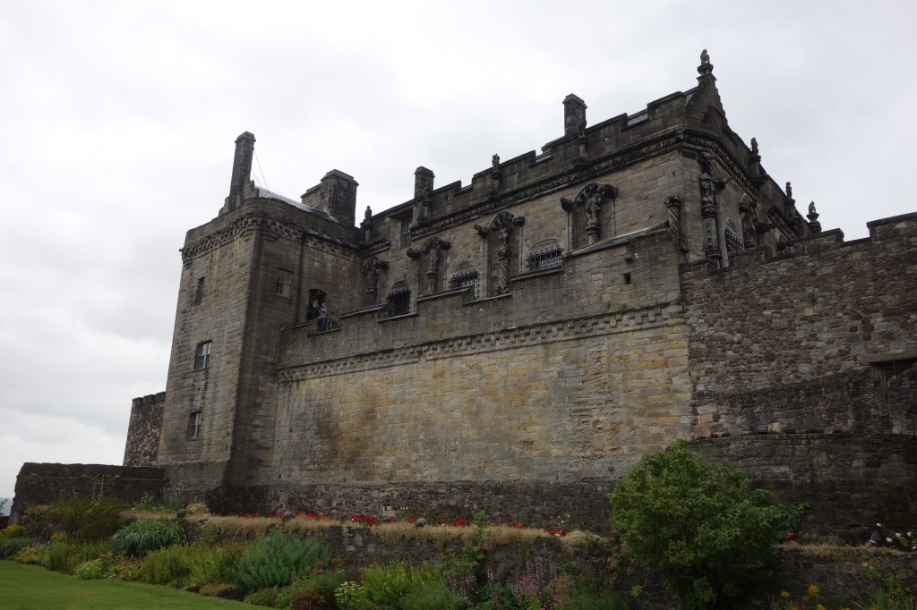 Queen's Apartments at Stirling Castle