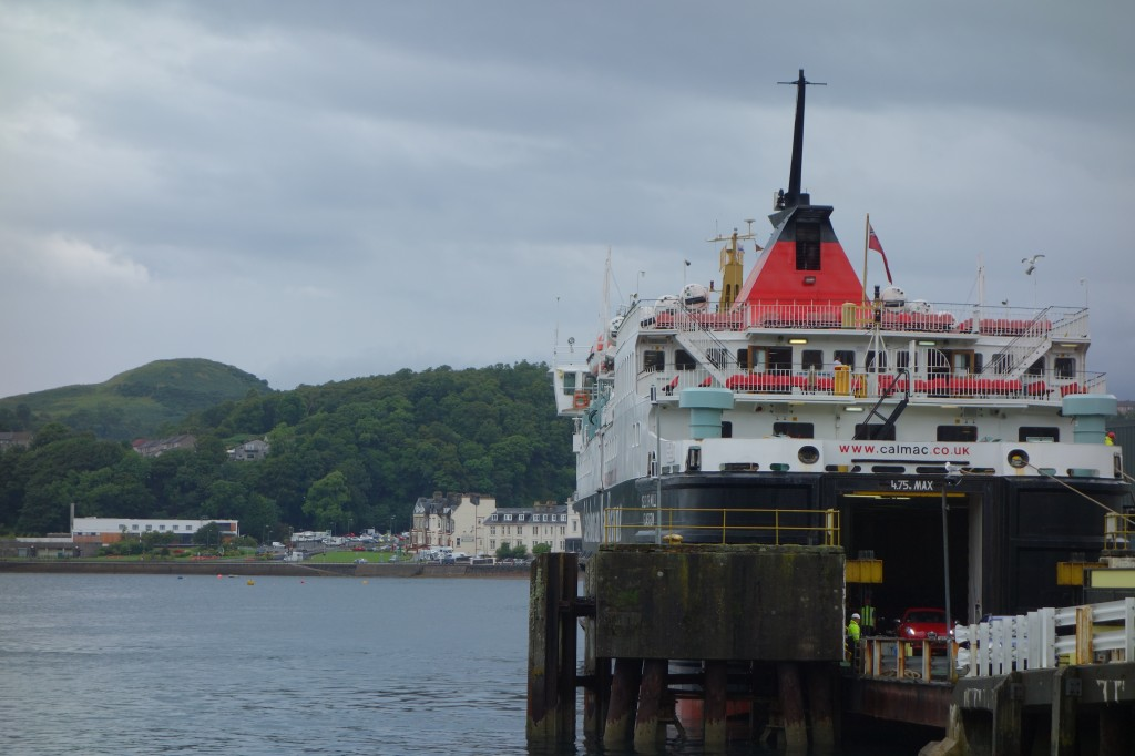 Ferry at Oban