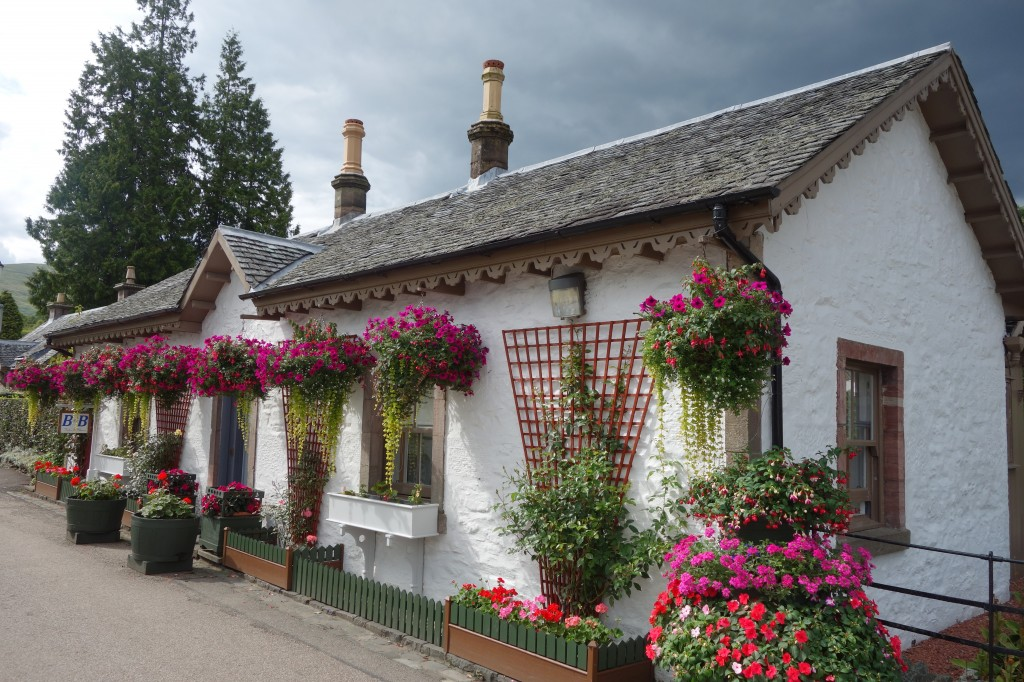 Luss Cottage