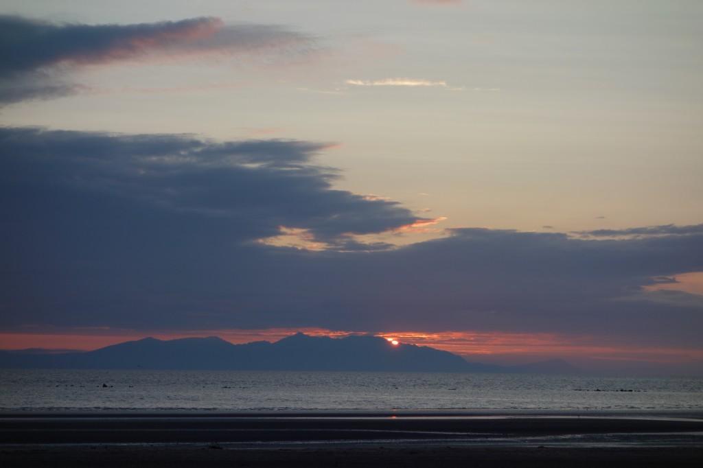 Ayr Sunset