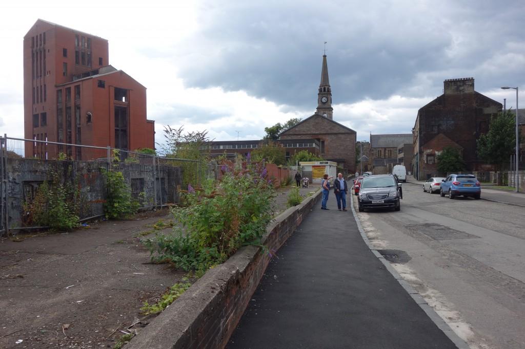 Castle Street, Dumbarton
